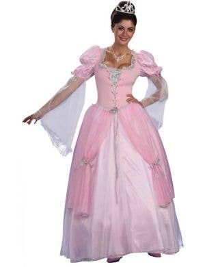 Fairytale Princess Pink Women's Sleeping Beauty Costume
