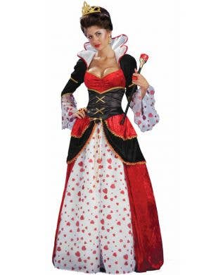 Queen Of Hearts Women's Storybook Costume
