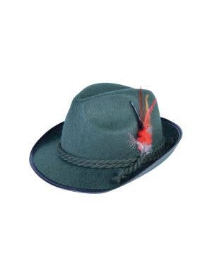 Deluxe Forest Green Costume Hat