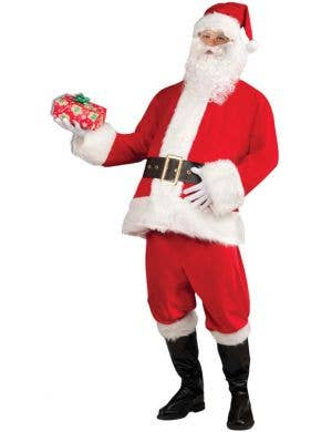 Jolly Santa Claus Costume