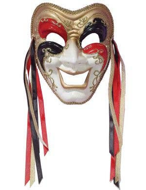 Full Face Comedy Masquerade Mask