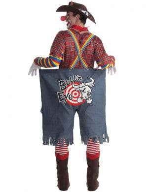 Rodeo Clown Men's Circus Costume