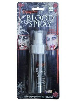 Vampire Blood Spray Theatrical Costume Effects