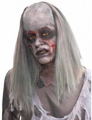 Zombie Grave Robber Halloween Costume Wig