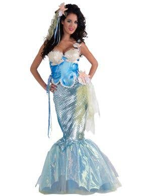 Mermaid Women's Mythical Costume