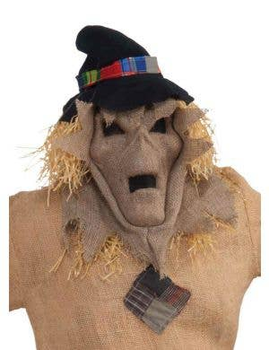 Scarecrow Hessian Halloween Mask