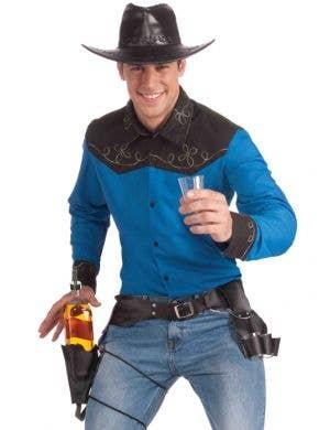 Drink Slinger Shot Glass and Bottle Holster