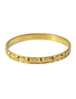Mystic Fortune Teller Gold Bracelet Costume Accessory