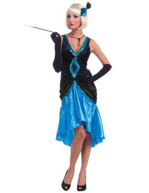 Betty Blue Women's 1920's Flapper Costume