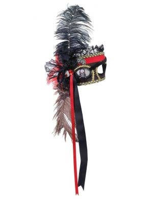 Deluxe Pirate Masquerade Mask
