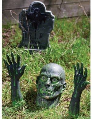 Zombie Ground Breaker Halloween Lawn Decoration