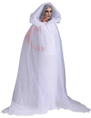 The Haunted Ghost Women's Halloween Costume