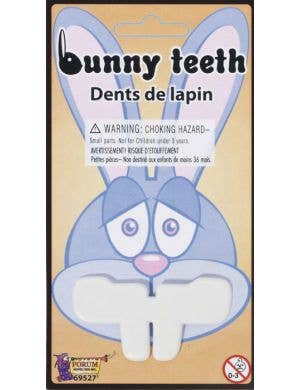 Easter Bunny Costume Teeth