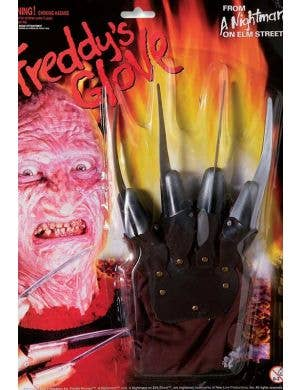 Freddy Krueger Glove Costume Accessory