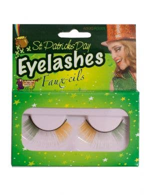 Novelty St Patrick's Day False Eyelashes