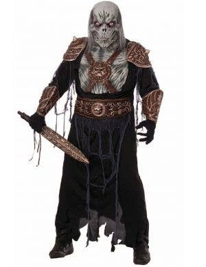 Ghoul Warrior Men's White Walker Halloween Costume