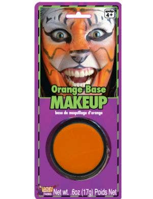Grease Paint Orange Base Makeup