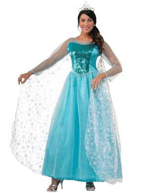 Frozen - Women's Snow Queen Elsa Costume