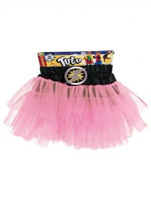 Superhero Girls Pink Tutu Costume Accessory