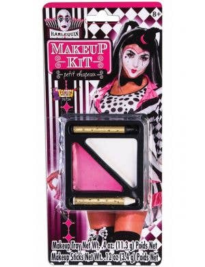 Grease Paint Makeup Kit - Pink and White
