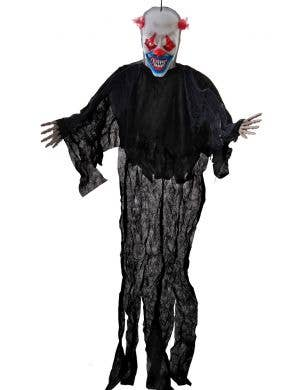 Large Hanging Creepy Clown Haunted House Decoration