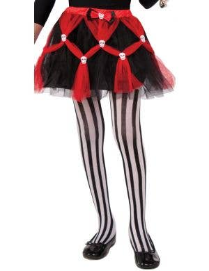 Pirate Book Week Girls Costume Stockings
