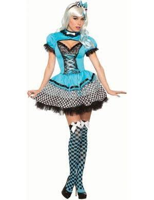 Magical Alice In Wonderland Sexy Women's Costume