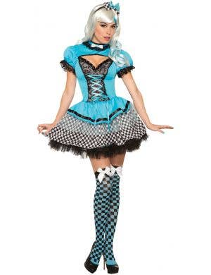 Magical Alice In Wonderland Sexy Women's Costume