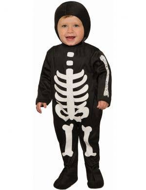 Baby Bones Infant and Toddler Skeleton Halloween Costume