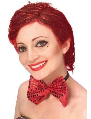 Rocky Horror Women's Officially Licensed Colombia Red Wig