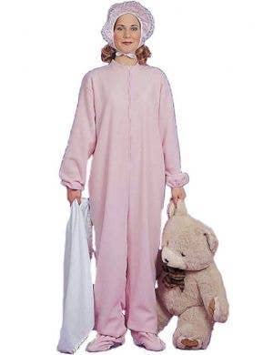 Pink Jammies Women's Baby Costume
