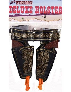 Wild West Gun and Holster Costume Accessory Set
