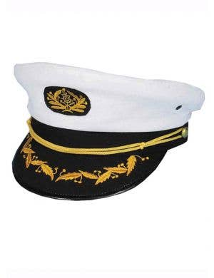 Sailor Captain Adult's Costume Hat