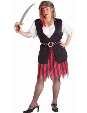 Pirate Woman Plus Size Costume