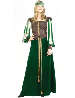 Maid Marion Deluxe Women's Costume