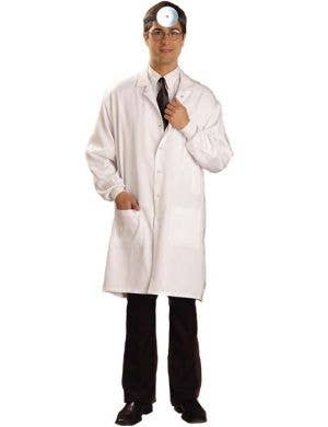 Lab Coat Men's Doctor Costume