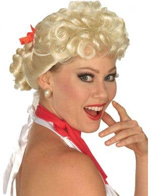 1950's Housewife Wig - Blonde