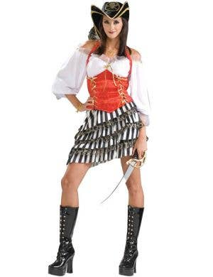 Buccaneer Beauty Sexy Pirate Costume