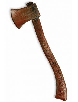 Bloody Weapon Plastic Halloween Axe