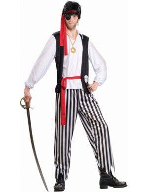 Pirate Matey Men's Budget Costume