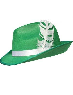 Oktoberfest Costume Hat in Green