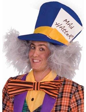Mad Hatter Costume Wig