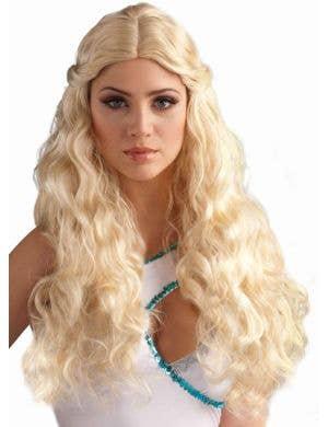 Medieval Fantasy Venus Blonde Wig