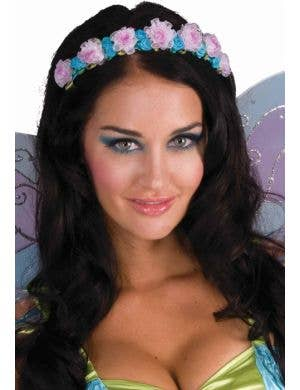 Floral Fairy Fantasy Costume Headband