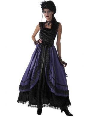 Purple Poison Women's Halloween Costume