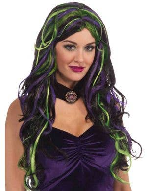 Spellbound Women's Halloween Witch Wig
