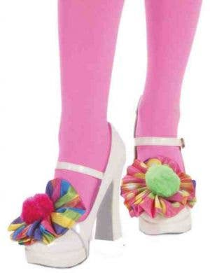 Circus Sweetie Colourful Shoe Toppers