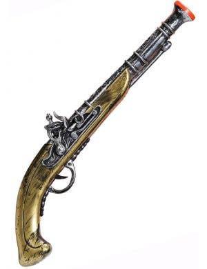 Pirate Buccaneer Costume Musket Gun