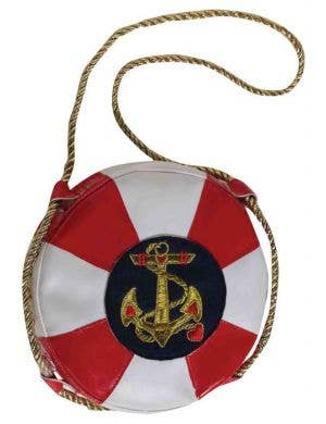 Sailor Sweetie Lifesaver Costume Purse