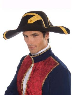 Colonial Admiral Deluxe Costume Hat